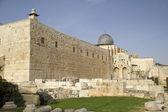 アル アクサ モスク、エルサレム、イスラエル — ストック写真