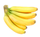 Bunch of yellow bananas — Stock Photo