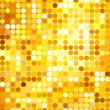 Golden business mosaic. — Stock Photo