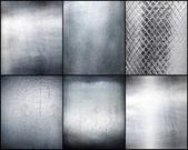 Metal plate steel background. — Stock Photo