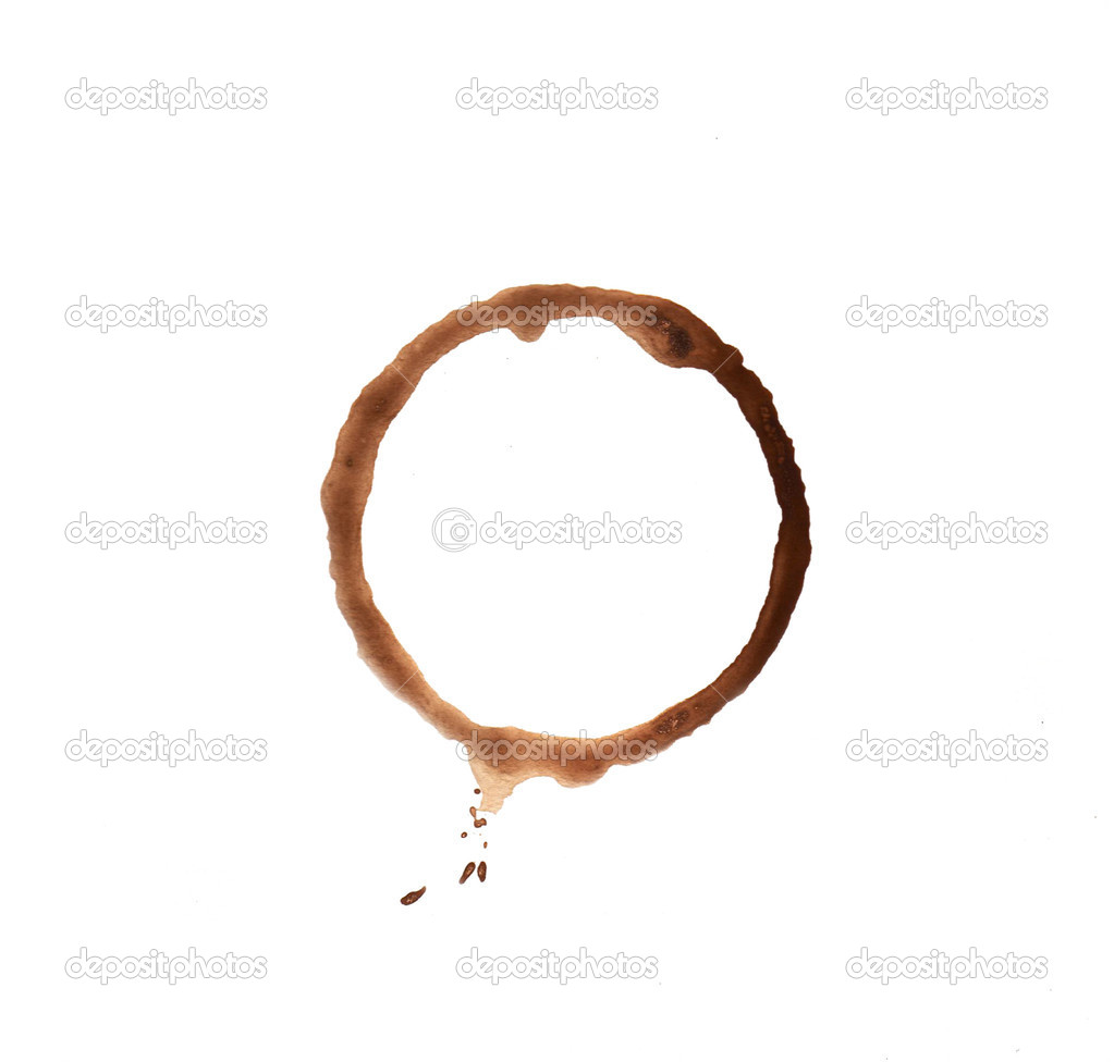 how to make coffee stain