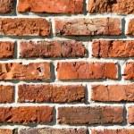Burnt brick wall — Stock Photo #10462778