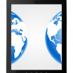 Vector tablet computer — Stock Vector