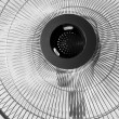 Metal fan — Stock Photo #9989106