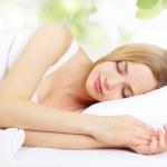 Sleeping Girl — Stock Photo #9513371
