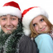 Xmas kids - Stock Photo