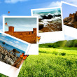Summer time, abstract travel backgrounds — Stock Photo #10467579