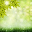 Summer time. abstract optimistic backgrounds — Stock Photo