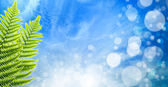 Abstract spring backgrounds — Stock Photo