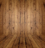 Standard of brown dry wood — Stock Photo