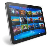Tablet PC — Stock Photo