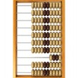 Wooden abacus — Stock Photo #8539862