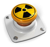 Nuclear war concept — Stock Photo