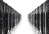 Server-innenraum — Stockfoto