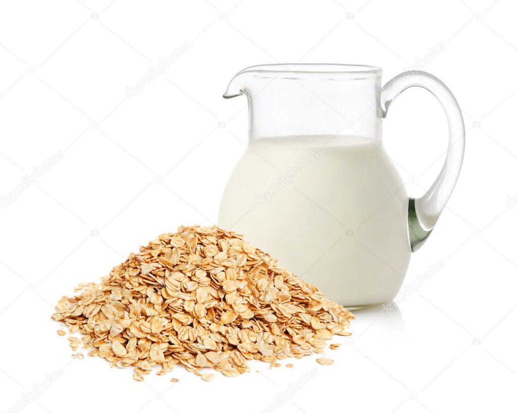Как сделать овсяное молочко