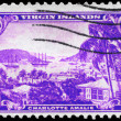 USA - CIRCA 1937 Virgin Islands - Zdjęcie stockowe