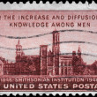 USA - CIRCA 1946 Smithsonian Institution - Zdjęcie stockowe