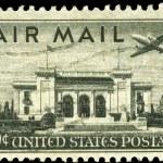 USA - CIRCA 1947 Pan American — Stock Photo