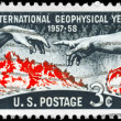 USA - CIRCA 1958 Geophysical Year - Photo