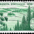 USA - CIRCA 1958 Minnesota Statehood - Photo