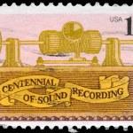 USA - CIRCA 1977 Sound Recording — Stock Photo #10039683