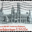 USA - CIRCA 1980 Smithsonian Institution — Stock Photo