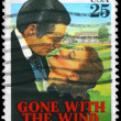 Постер, плакат: USA CIRCA 1990 Gone with the Wind
