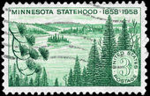 Usa - alrededor de 1958 un estado de minnesota — Foto de Stock
