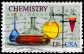 Сша - около 1976 химии — Стоковое фото