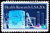 USA - CIRCA 1984 Lab Equipment — Stock Photo