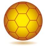 Ball — Stock Vector