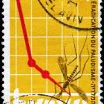 Постер, плакат: ISRAEL CIRCA 1962 Malaria