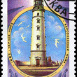 USSR - CIRCA 1982 Chersonese Lighthouse — Stock Photo