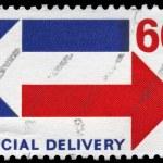 USA - CIRCA 1971 Arrows — Stock Photo #8508480