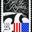 USA - CIRCA 1989 Bill of Rights — Stock Photo