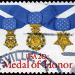 Stock Photo: US- CIRC1983 Medal of Honor