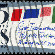 USA - CIRCA 1966 Stamped Cover - Stock Photo