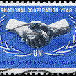 USA - CIRCA 1965 ICY Emblem -  