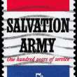 USA - CIRCA 1965 Salvation Army - Stock Photo