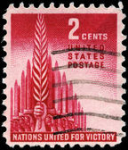 Amerika birleşik devletleri - 1943 zafer yaklaşık — Stok fotoğraf