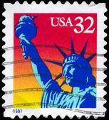 USA - CIRCA 1997 Liberty — Stock Photo