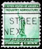 USA - CIRCA 1940 Liberty — Stock Photo
