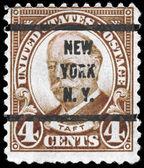 Usa - intorno al 1930 taft — Foto Stock