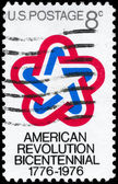 USA - CIRCA 1971 Revolution Bicentennial — Stock Photo