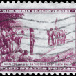 USA - CIRCA 1934 Wisconsin Tercentenary — Stock Photo