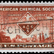 USA - CIRCA 1951 Chemical Society — Stock Photo