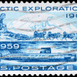 Stock Photo: USA - CIRCA 1959 Arctic Explorations