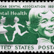 USA - CIRCA 1959 Dental Health — Stock Photo