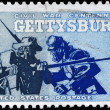USA - CIRCA 1963 Gettysburg — Stock Photo