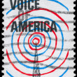 USA - CIRCA 1967 Voice of America — Stock Photo